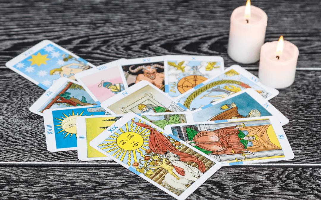 Tarot card decks in Miami