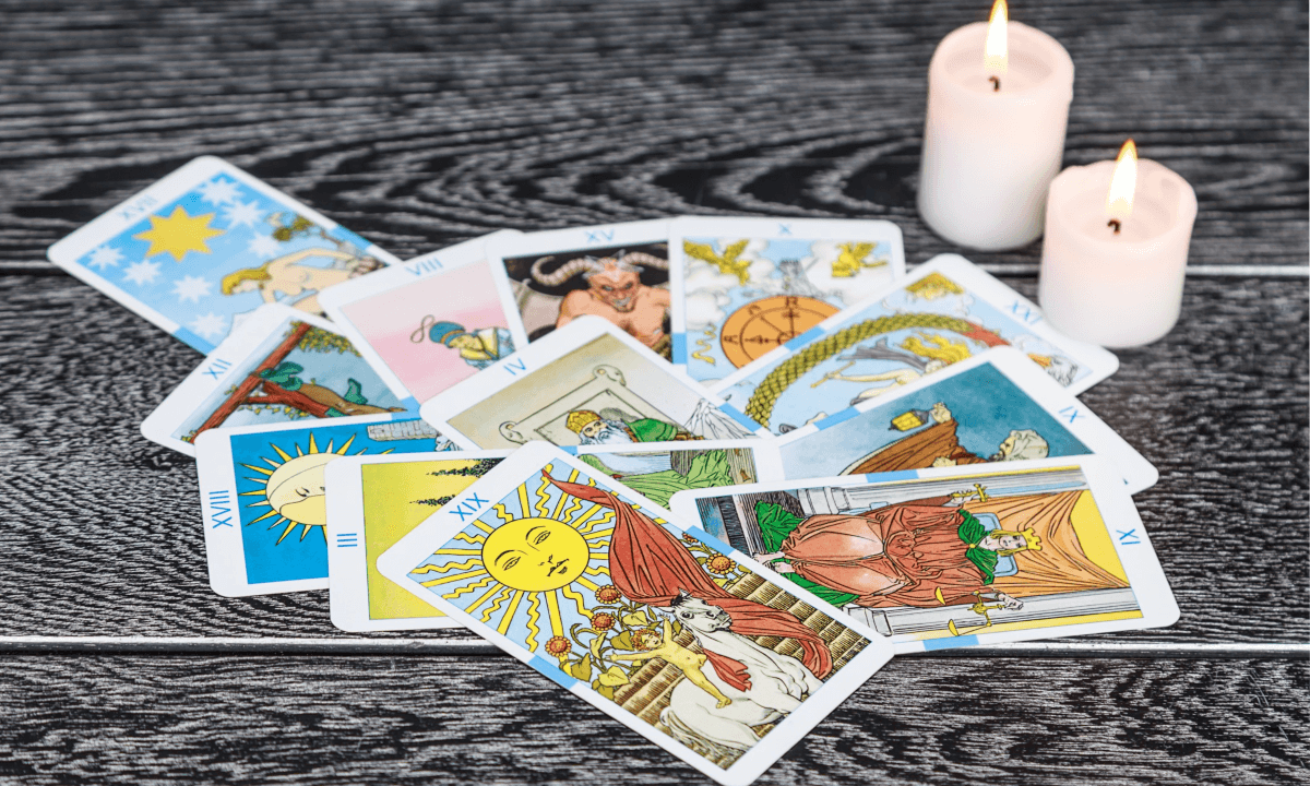 Tarot card decks in Miami