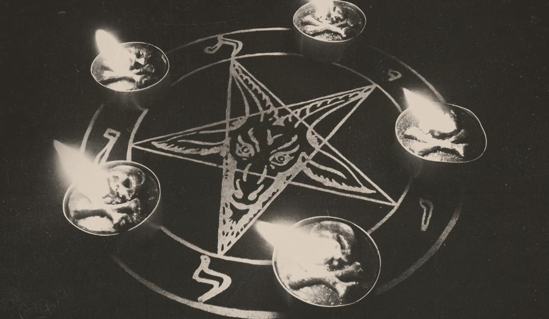pentagram symbol in Miami