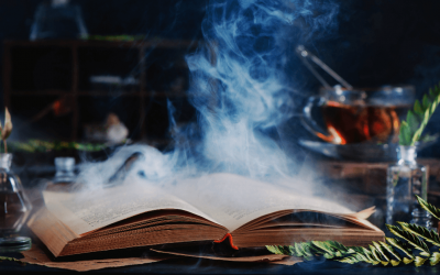 Our Spell Book Store Explains How Spells Work