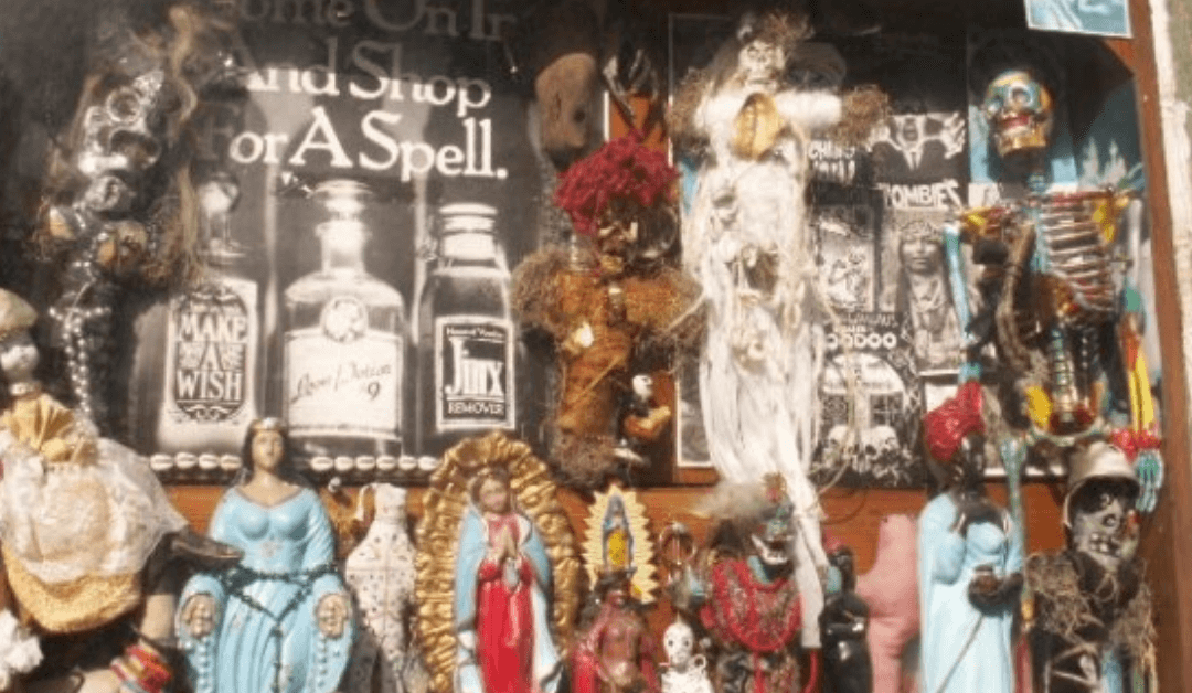 A Pagan Store Explains The Major Differences Between Pagan & Chrisian Worldviews