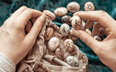 The Meaning behind Rune Stones and Divination